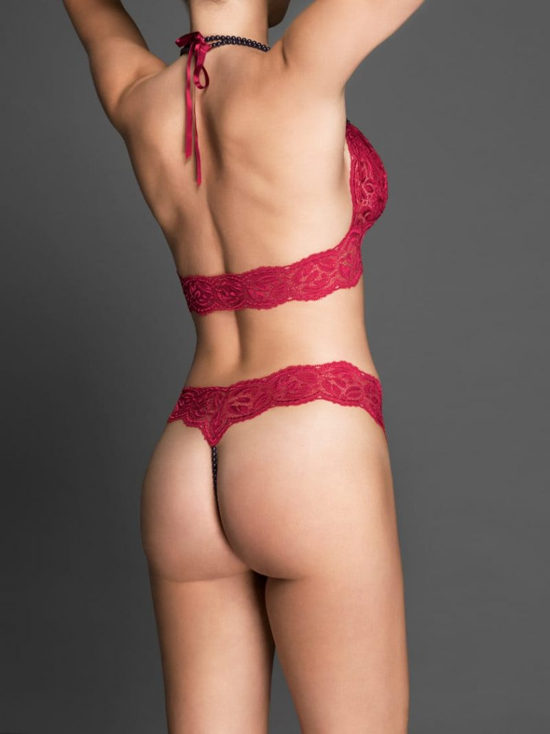 Bracli-ebony-begos-bra-red-model-back-view