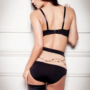 Maria High Waisted Brief