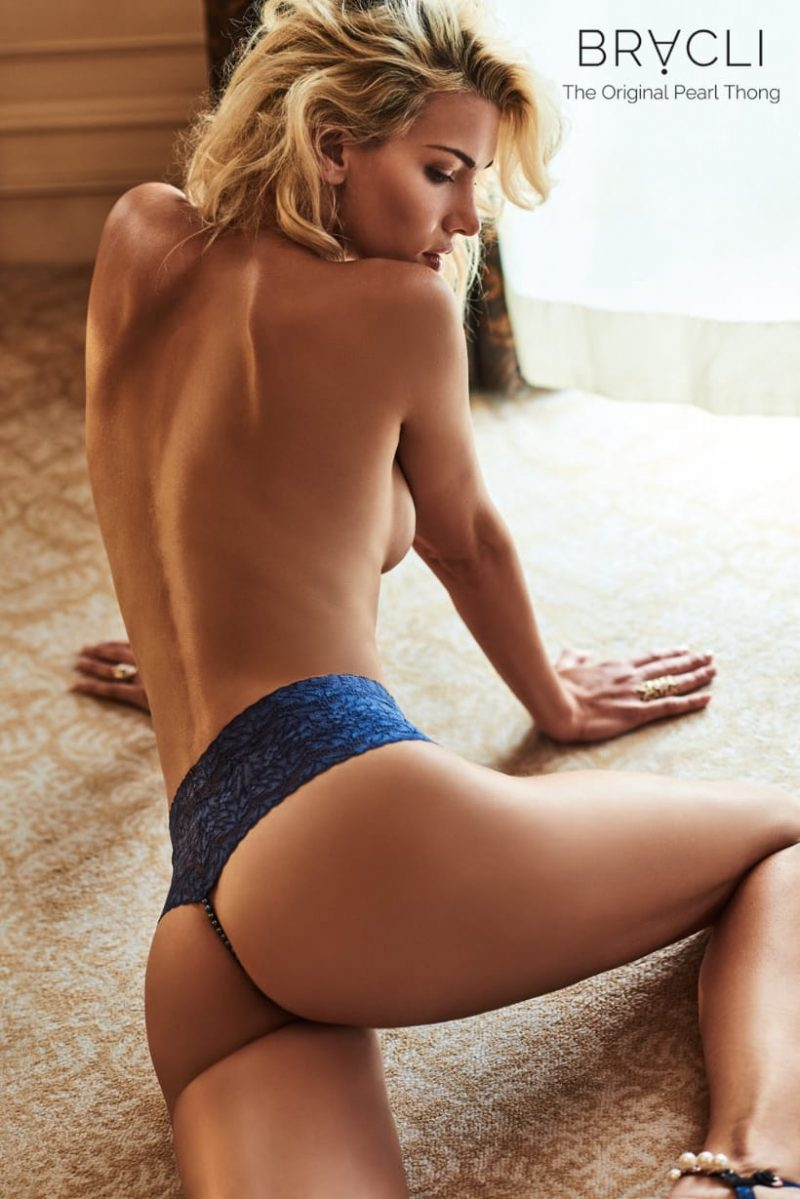 hipnosis-thong-blue-model-on-floor